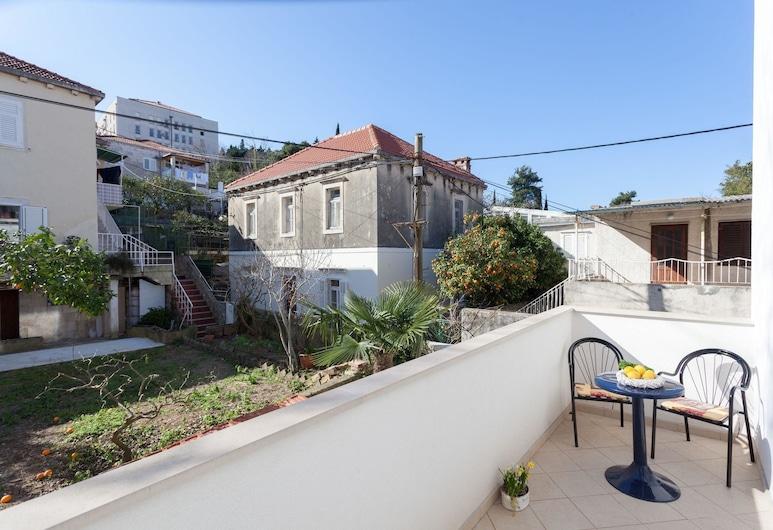House Hedera III, Dubrovnik, Apartamento, 1 quarto (Hedera A47), Varanda