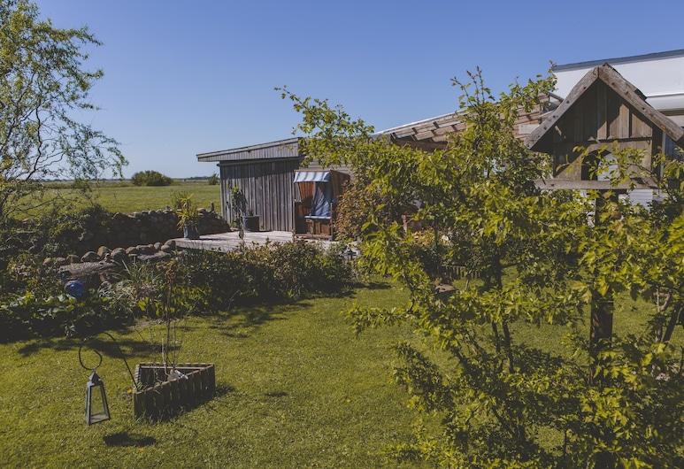 Hotel Garni Nordstrand, Nordstrand, Jardín