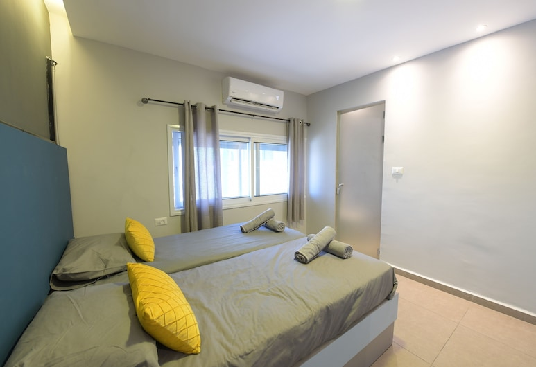 Amdar Hotel & Hostel, Eilat, Classic-Doppel- oder -Zweibettzimmer, Zimmer