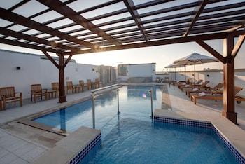 Sharjah bölgesindeki Center Hotel resmi