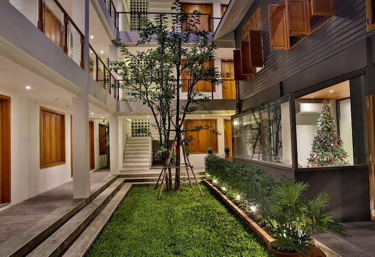 バリ ヴィラ バンコク, バンコク, 中庭