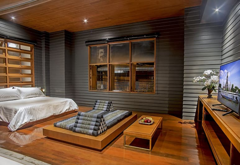 Vali Villa Bangkok, Bangkok, Suite, Zimmer