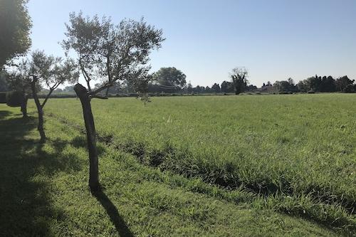 田舎のプロバンスの農家の快適で静かなT2アパート。エアコン、完全装備/