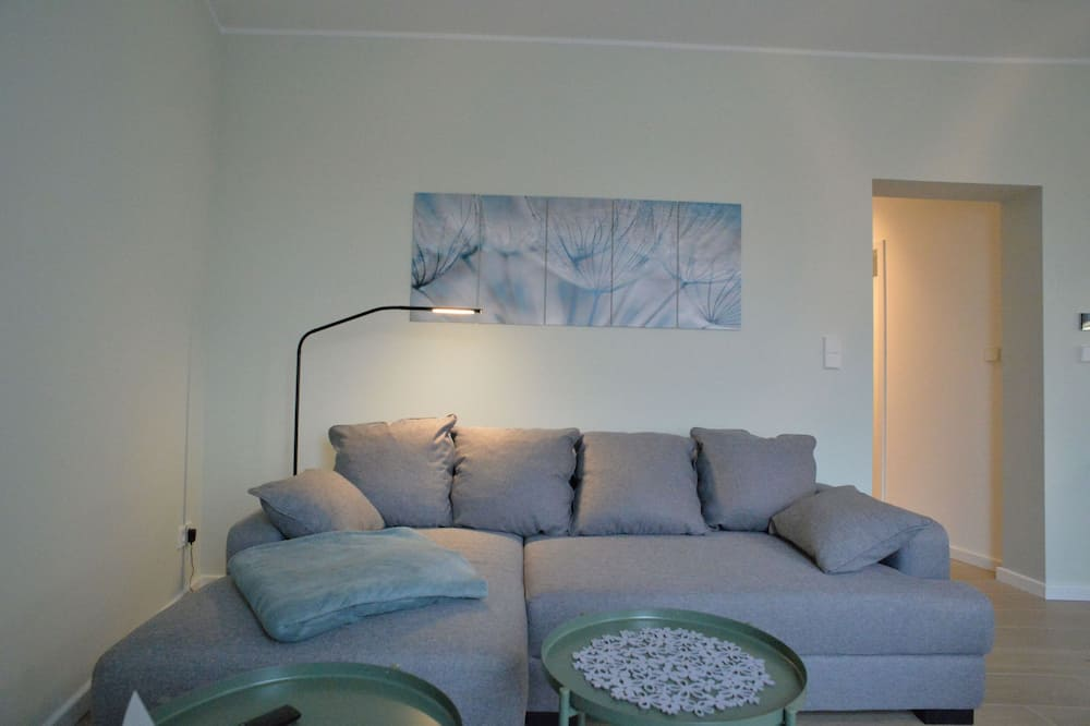 Familienapartment (401 - inclusive cleaning Fee 30 EUR) - Wohnzimmer