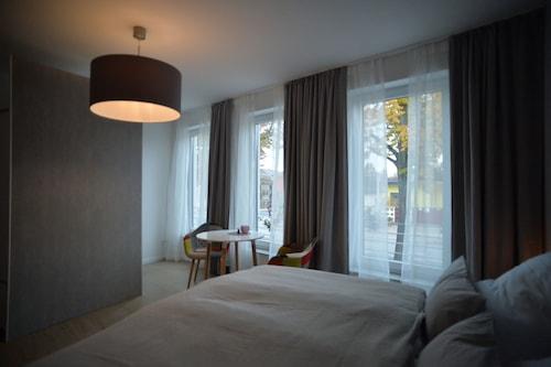 大貝倫灰色之家公寓酒店/