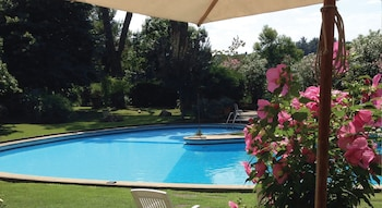 Roma bölgesindeki Villa Albina B&B resmi