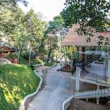 Habitación Premium, 1 cama Queen size, vista al jardín - Vista al balcón
