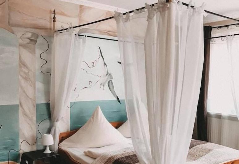 โรงแรมอัมเมอร์เลนเดอร์ โฮฟ, เวสต์เตอร์สตีด, ห้องดับเบิลสำหรับพักเดี่ยว, ห้องน้ำส่วนตัว, ห้องพัก