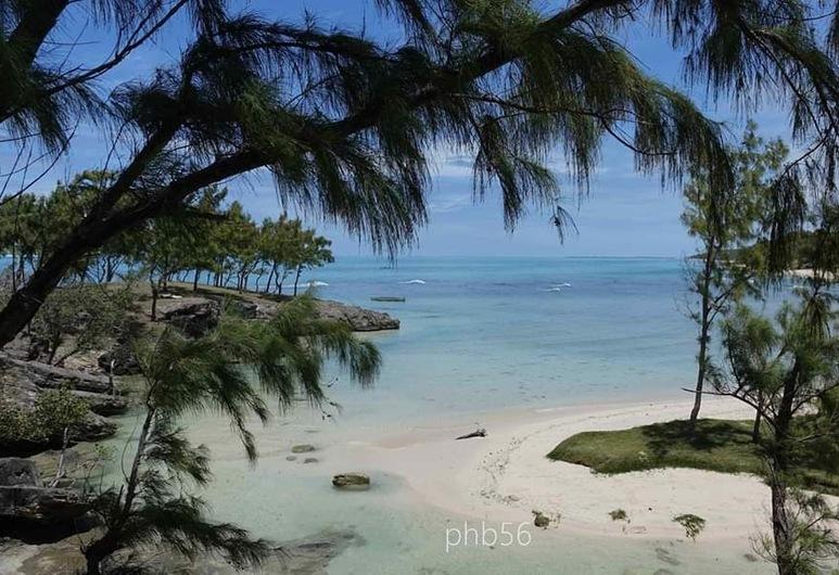 Le Shanoa, Isla Rodrigues, Playa