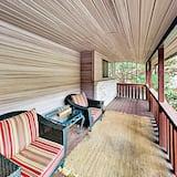 Будинок, 3 спальні - Балкон