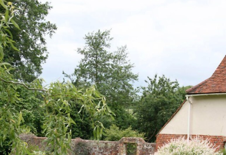 Stoke by Nayland B&B Poplars Farmhouse, Colchester, Vrt