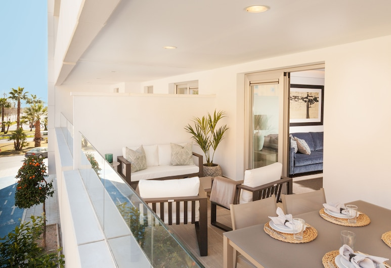 AE-Luxury 3 bedoom apt close to San Pedro beach, Marbella, Apartment, 3 Bedrooms, Terrace/Patio