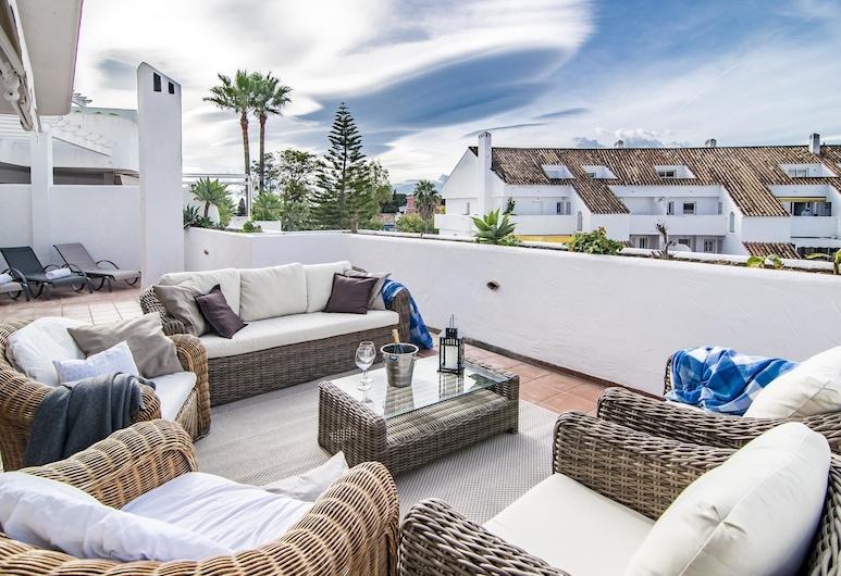 ELD3- Spacious 3 bedroom apt close to Puerto Banus, Marbella