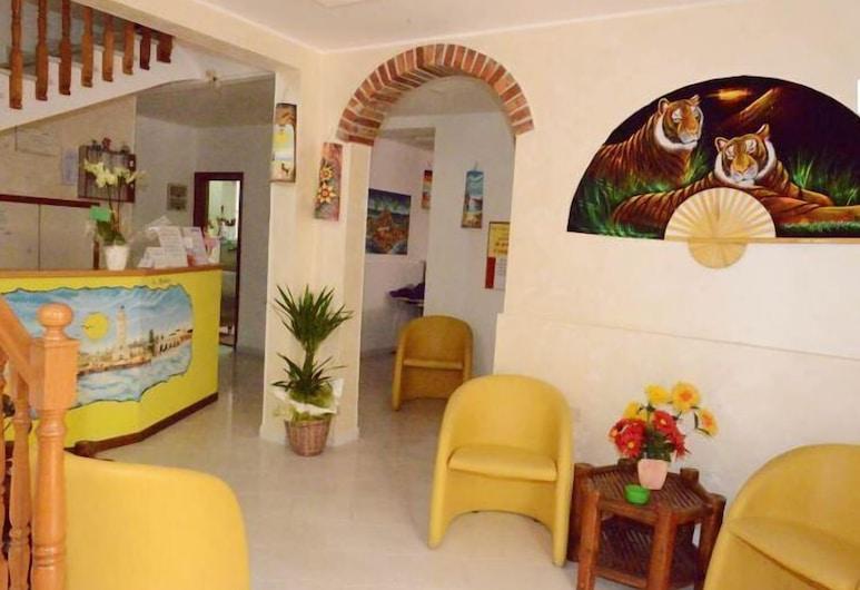 Hotel MeBe, Rimini, Hall