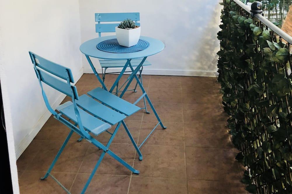 Family Apartment - Balkoni