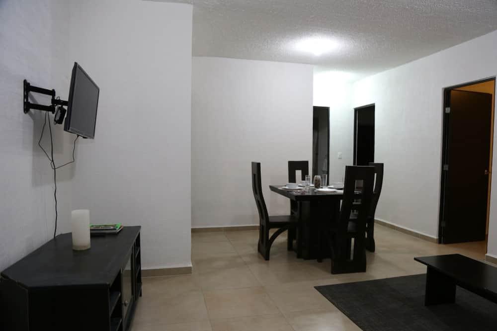 Lägenhet - 3 sovrum - icke-rökare - Tv