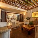 Villa de lujo, Varias camas, no fumadores, vistas a la playa - Zona de estar