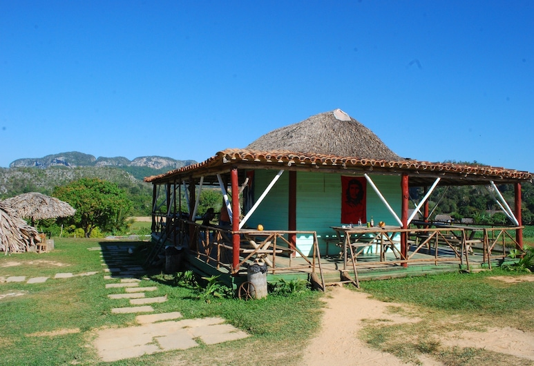 Villa Los Ñañes, ויניאלס, אזור חיצוני