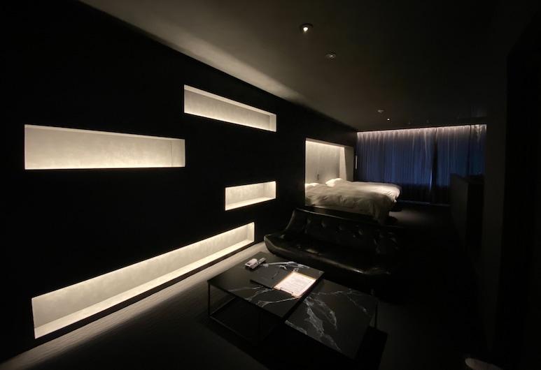Randor Residence Hiroshima Suites, Hiroshima, Family sviit, suitsetamine keelatud, Tuba