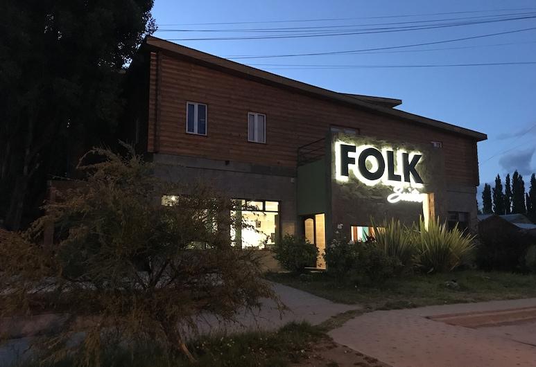 Folk Suites, El Calafate, Hotelfassade