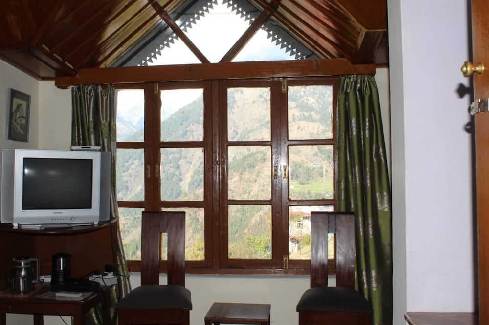 Exclusieve cottage, 1 twijfelaar - Woonruimte