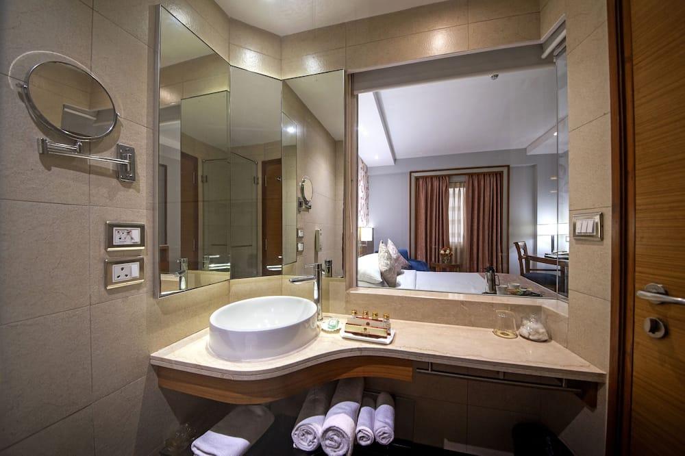 標準單人房, 1 張特大雙人床 - 浴室