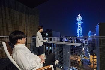 오사카의 몬타나 플랫 에비스 사진