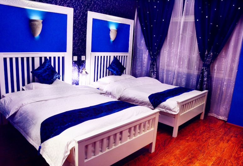 Chengdu Season Inn Youth Hostel, Chengdu, Twin Room, Guest Room