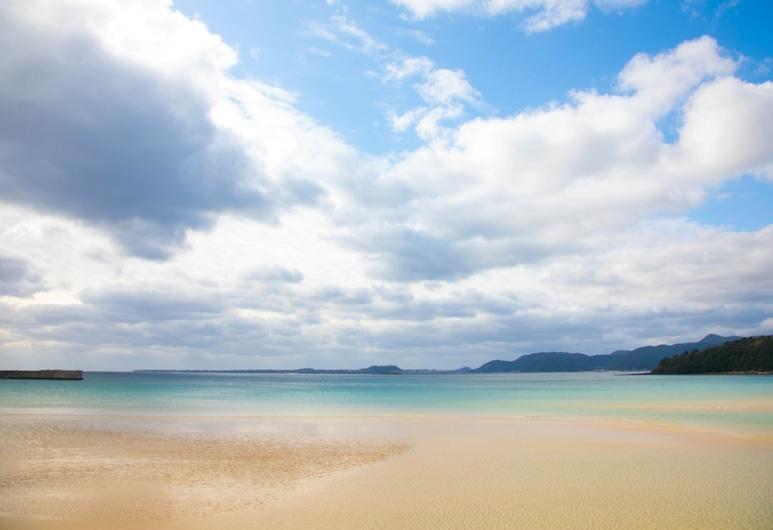 五島山茶花飯店, 五島, 海灘
