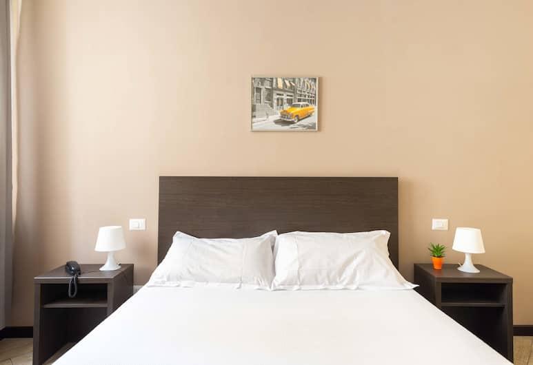 Hotel Central Lodge, Roma, Classic Tek Büyük Yataklı Oda, Oda