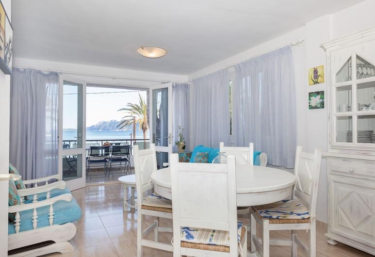 أبارتمنت كانافيس إن بورتو بوينسا, بوينسا, شقة - ٣ غرف نوم - بمنظر للبحر, منطقة المعيشة
