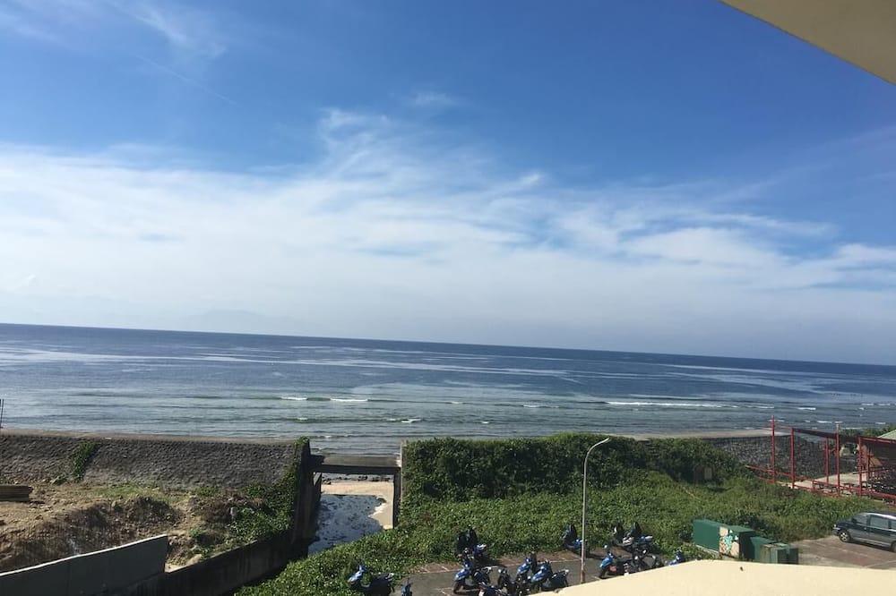 Chambre Triple Supérieure, vue océan - Vue sur la plage/la mer