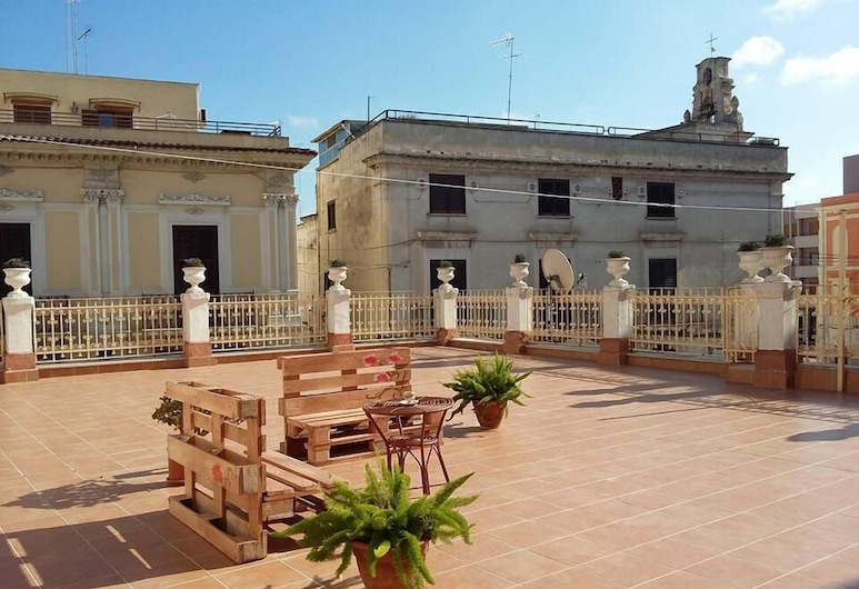 Palazzo Capreoli, Massafra, Apartemen Keluarga, 1 kamar tidur, Teras/Patio