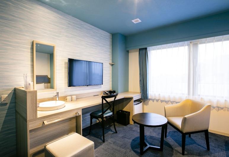 Hotel Wing International Select Kumamoto, Kumamoto, Pokoj Deluxe se dvěma jednolůžky, Pokoj