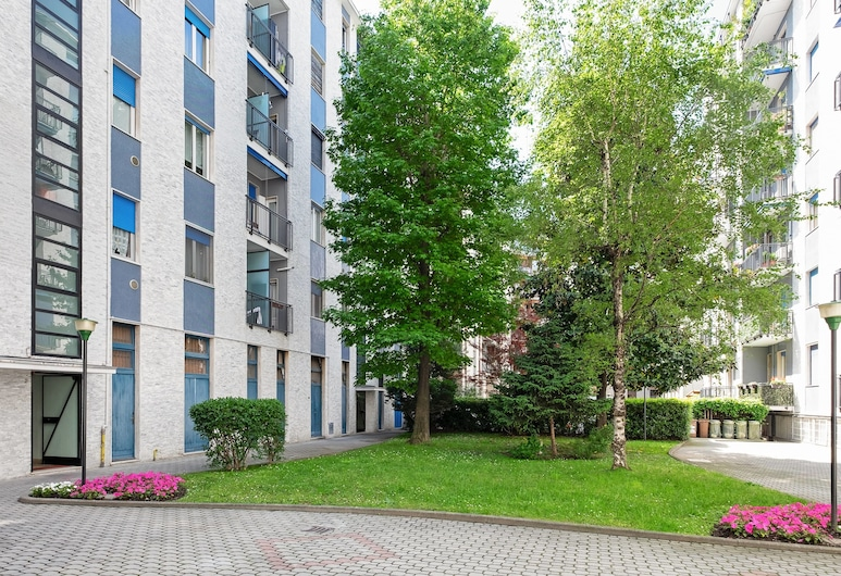 Flatty Apartments - Home Sweet Home, Milano, Trädgård