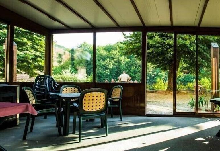 Residenza Albergo Minetto, Urbe, Terraza o patio