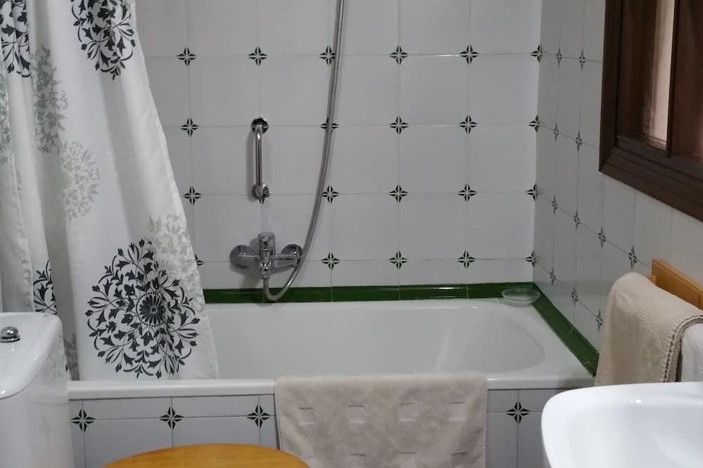 Dobbeltværelse - privat badeværelse (4) - Badeværelse