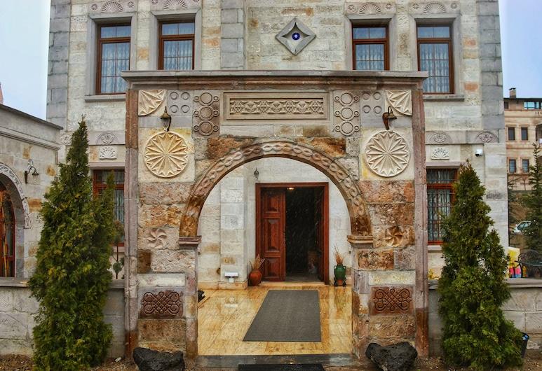 Caravanserai Inn Hotel, Nevsehir, Hotel Front