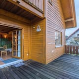 Maison (incl. laundry & cleaning fee) - Terrasse/Patio