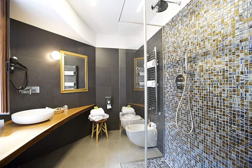 Quadrupla con terrazzo - Ванна кімната