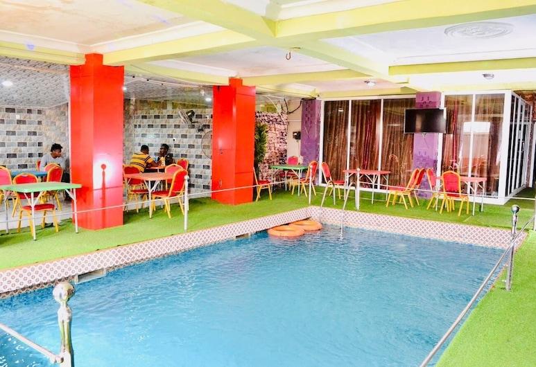 Limoh Suites, Benin City, Innilaug