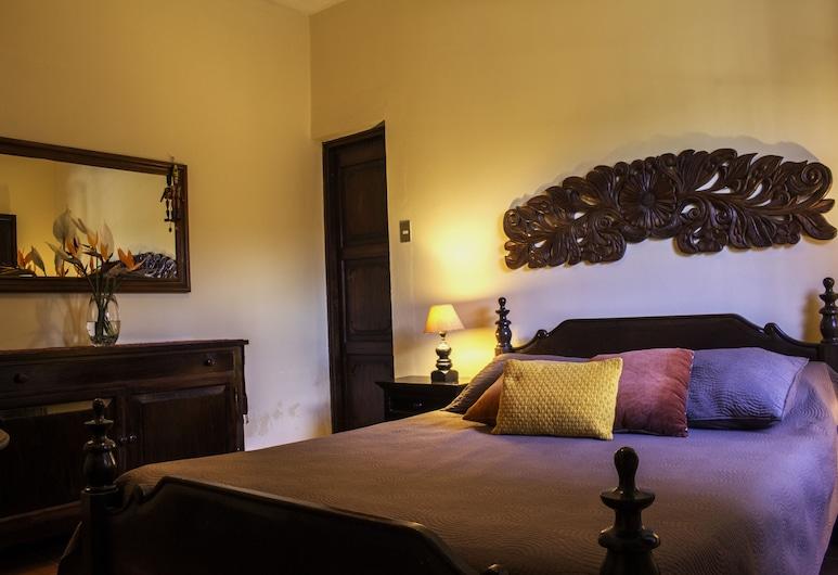 Casita Los Búhos, Antigua Guatemala, apartman, 1 hálószobával, Szoba