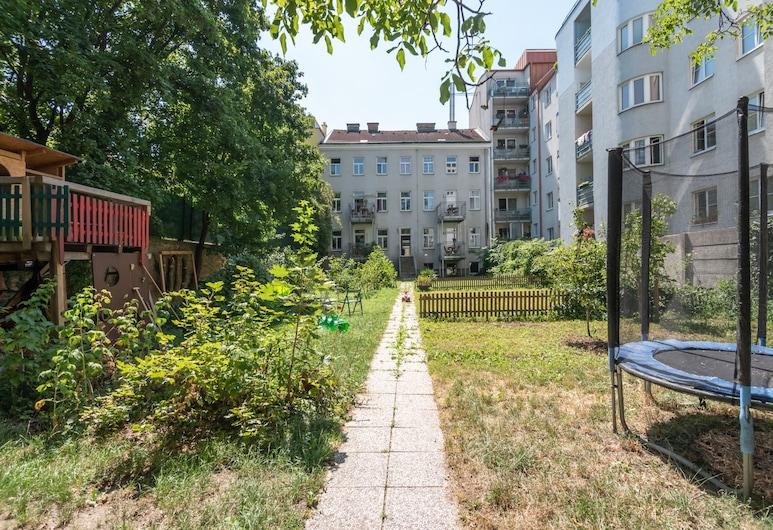 Apartments Geblergasse, Viena, Apartamento, Vista para o jardim