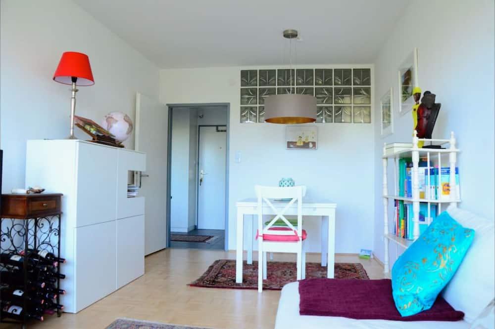 Apartmán, 1 ložnice (Top 71, incl. Cleaning Fee) - Stravování na pokoji