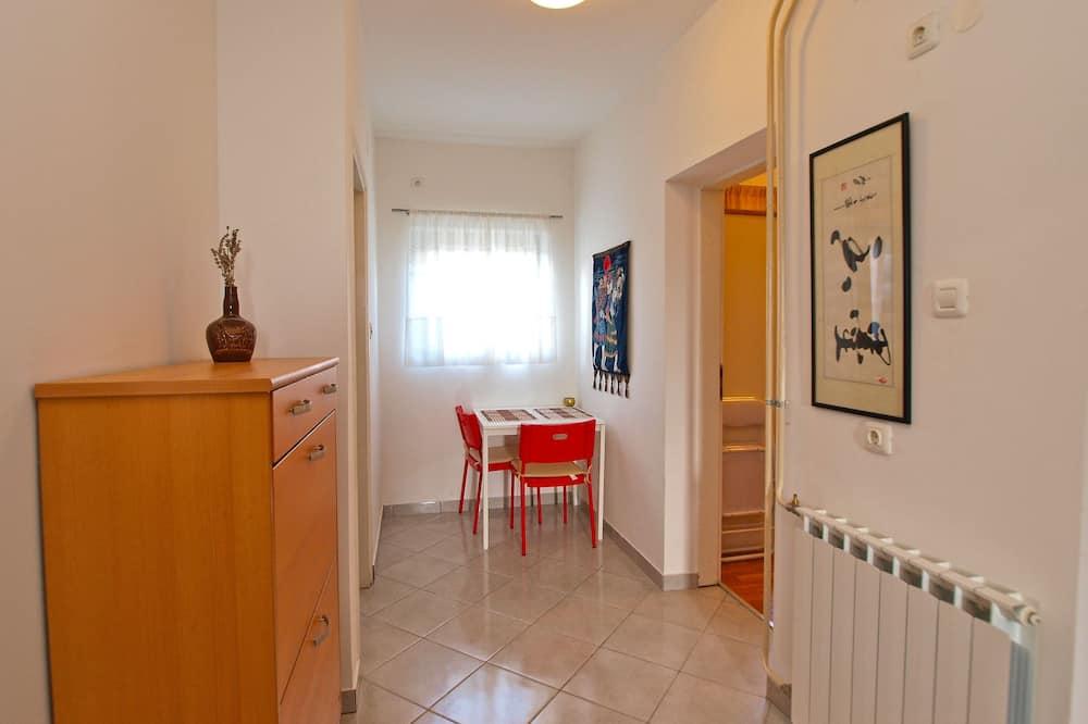 Apartament standardowy, 2 sypialnie (0130) - Powierzchnia mieszkalna