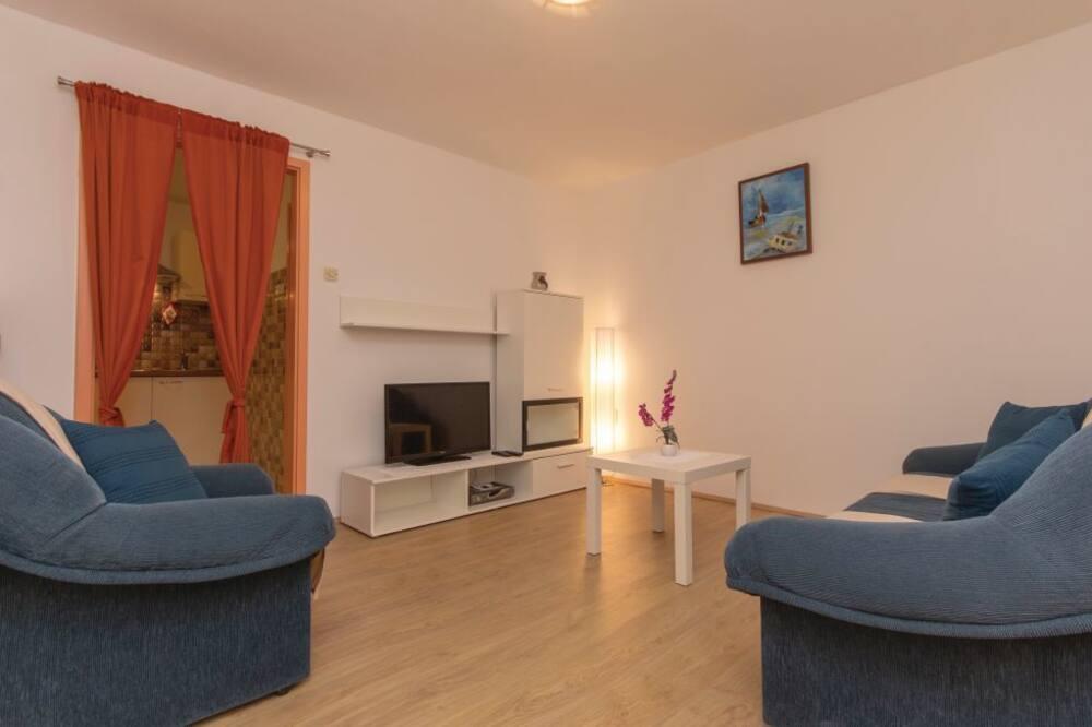 Standard-Apartment, 1 Schlafzimmer (0131) - Wohnbereich