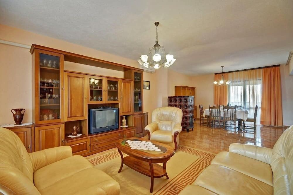 Standaard appartement, 4 slaapkamers (43/1579) - Woonruimte