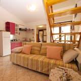 Standardní apartmán, 1 ložnice (64/17231) - Obývací prostor