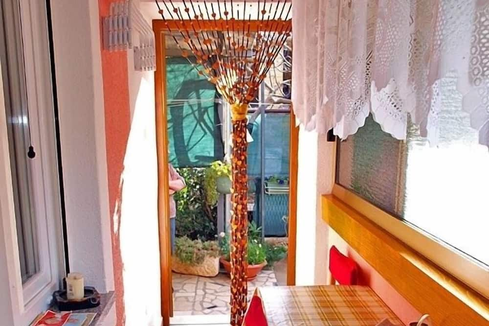 Standaard appartement, 1 slaapkamer (0150) - Woonruimte