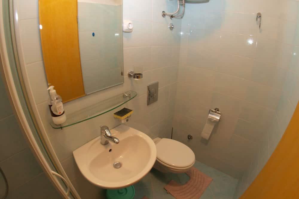 Standaard appartement, 1 slaapkamer (0150) - Badkamer